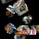 Logo Photos volant Wallpaper Lite