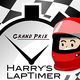 Logo Harry's LapTimer GrandPrix