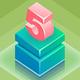 Logo Math Hopper iOS