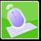 Logo WiFi souris Télécommande