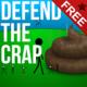 Logo Defend The Crap