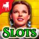 Logo Wizard of Oz Slots Free Casino