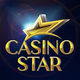 Logo CasinoStar – FreeSlot, Hold'em