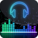 Logo Music Equalizer : Music Player
