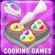 Logo Petits Gâteaux Jeux de cuisine
