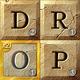 Logo Dropwords
