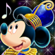 Logo Disney Music Parade iOS