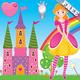 Logo Princesses Jeux pour filles !