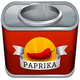 Logo Paprika Recipe Manager