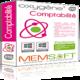Logo Memsoft Comptabilité Oxygène 10 GRATUITE