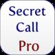 Logo Secret Call Pro : Appel masqué