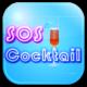 Logo SOS Cocktail – recette boisson