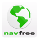 Logo Navfree: GPS Gratuit
