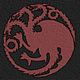 Logo A Clash of Kings (Game of Thrones)