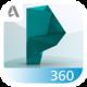 Logo Autodesk® PLM 360 Mobile
