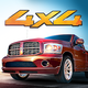 Logo Drag Racing 4×4