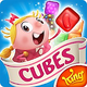 Logo Candy Crush Cubes Android
