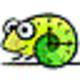 Logo Chameleon Clock