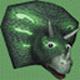 Logo Dancing Dino