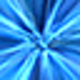 Logo Space Wormhole 3D Screensaver