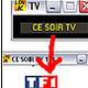 Logo Ce Soir TV