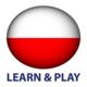Logo Apprenons et jouons. Polonais