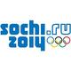 Logo programme jeux olympique sotchi 2014