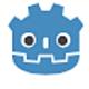 Logo Godot