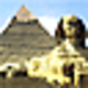 Logo The Pyramids of Egypt 3D Screensaver