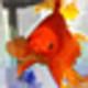 Logo Free Goldfish Screensaver
