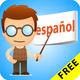 Logo Grammaire espagnole Free