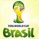 Logo Fonds d'écran Coupe du Monde 2014