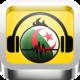 Logo RADIO ALGERIE DZ