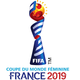 Logo Calendrier de diffusion de la coupe du monde féminine de football 2019