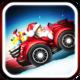 Logo Christmas Snow Racing