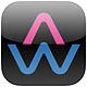 Logo Attractive World iOS