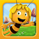 Logo Maya l'abeille: Défi de vol