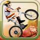 Logo Mountain Biking – Racing Game