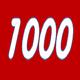 Logo Numbers 1000