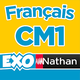 Logo ExoNathan Français CM1 iOS