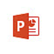 Logo Microsoft PowerPoint 2019