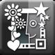 Logo Polaroid PoGo App
