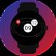 Logo Gravity Watch Face