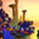 Logo Faraway Planet 3D Screensaver