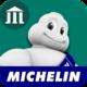 Logo Michelin Voyage iOS