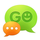 Logo GO SMS Pro GO1.0 Theme