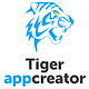 Logo Tiger App Creator, Application Builder
