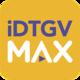 Logo IDTGVMAX : l'illimité en iDTGV