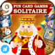 Logo 9 Fun Card Games – Solitaire