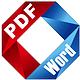 Logo PDF to Word Converter pour Mac